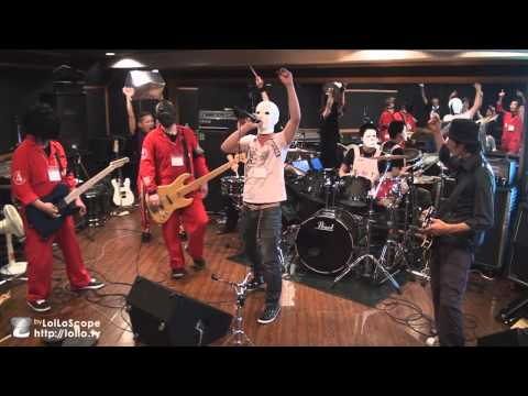 Duality - SlipKnoT Cover Session 2010/08/30【音ココ♪】
