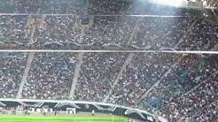 LAOLA WELLE, DFB Länderspiel in Leipzig 31.05.2012.MOV