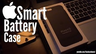 Review Apple Smart Battery Case for iPhone 6/6s Indonesia - iDevice.id