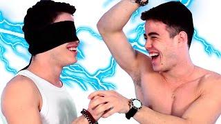 Toque Meu Corpo (com choque!) | Canal Brothers Rocha Oficial