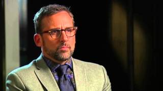 When laughing is selfish: Steve Carell on improvisation