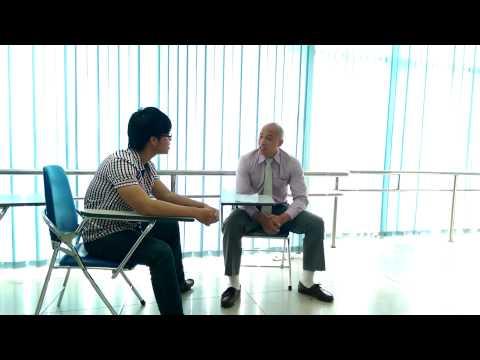 Interview at Hoa Sen University