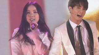 Video Almost Paradise - EXO presenting EunKook KDrama (FMV) GFriend Eunha x BTS Jungkook download MP3, 3GP, MP4, WEBM, AVI, FLV Oktober 2018