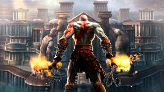 God Of War • Rage Of Sparta [Kratos Theme Song |Ω| Extended Version]