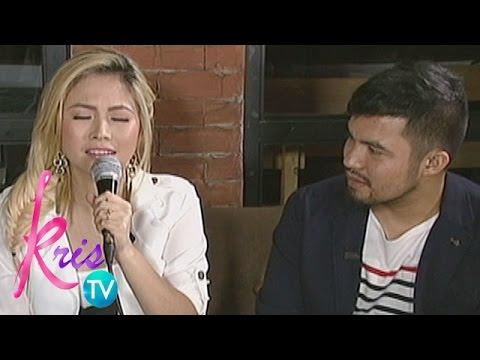 Kris TV: Yeng Constantino sings 'Ikaw' on Kris TV