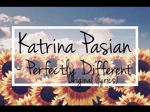 Karina Pasian- Perfectly Different (original) lyrics