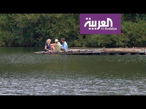 السياحة عبر العربية | الحي العالمي يقع شرق سياتل ويتميز بألوانه  - نشر قبل 57 دقيقة