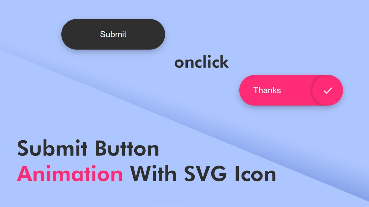 How To Make Animated Button For Website Using HTML CSS JS   Button Design In HTML CSS