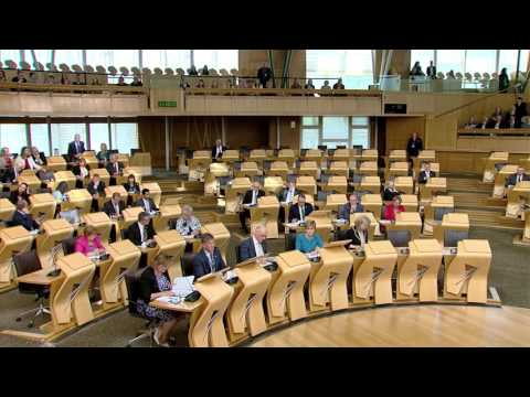 General Questions - Scottish Parliament: 9th June 2016