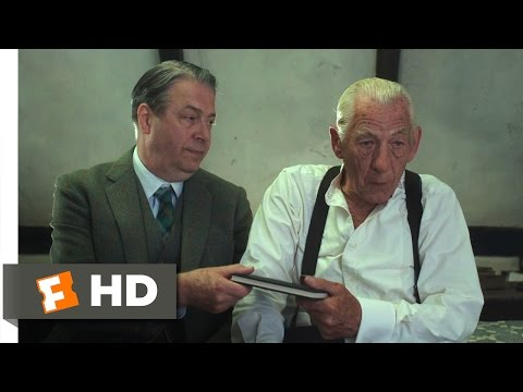 Mr. Holmes (2/12) Movie CLIP - The Forgetful Sherlock Holmes (2015) HD
