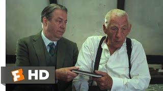 Mr. Holmes (2/12) Movie CLIP - The Forgetful Sherlock Holmes (2015) HD
