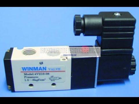 hqdefault winman 4v210 08 24vdc ����������� ������������� ��� 5 2 ��� �� airtac 4v210-08 wiring diagram at soozxer.org
