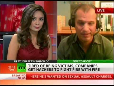 Internet wars: Hiring hackers to stop hackers?