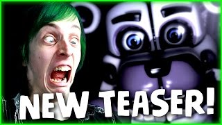 ROUND TWO?! | NEW SISTER LOCATION TEASER | DAGames
