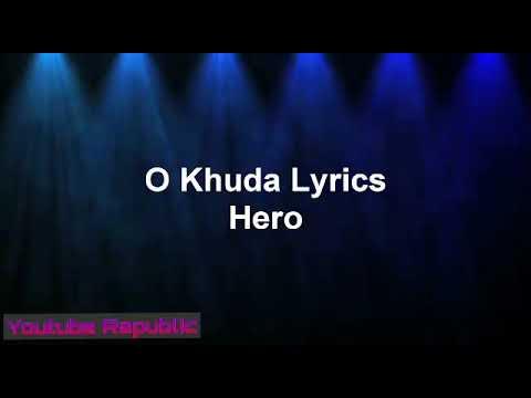 o-khuda-bta-de-kya-lakeeron-main-likha- -lyrics- 