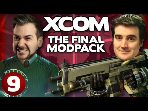 Open XCOM - Final Mod Pack #9 - Send In The Elite