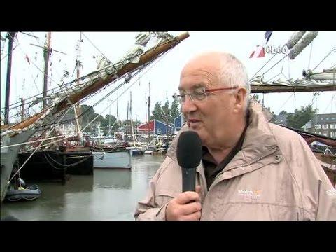 Paimpol. Fête du Chant de Marin : Interview de Pierre Morvan