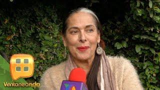 Isaura Espinoza afirma que le gustó 'Roma' pero no cree que Yalitza Aparicio sea una primera actriz.