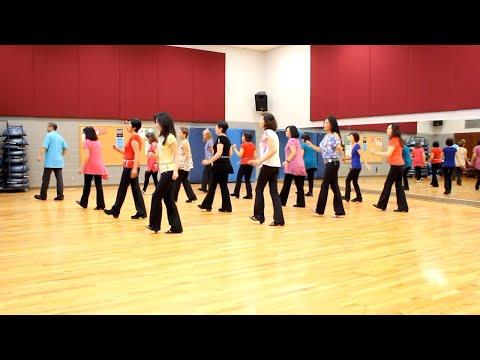 Wandering Hearts - Line Dance (Dance & Teach in English & 中文)