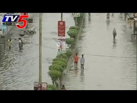 Heavy Rain In Kadapa - TV5