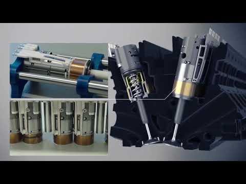 Motor FREEVALVE. Cómo funciona el sistema SIN LEVAS de KOENIGSEGG.