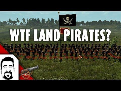 Empire Total War - E13 WTF Land Pirates?