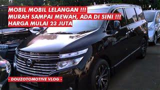 Mobil Lelang Harga Murah Harga Mulai  23 Juta Di Lelang Otomotif JBA