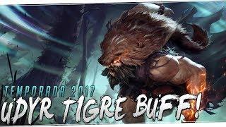udyr 7 21   buffan a la bestia a rascar espaldas como nunca