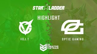 Highlight Starladder ImbaTV 2018 | VGJ.T vs Optic Gaming - Bo 5 - GrandFinal