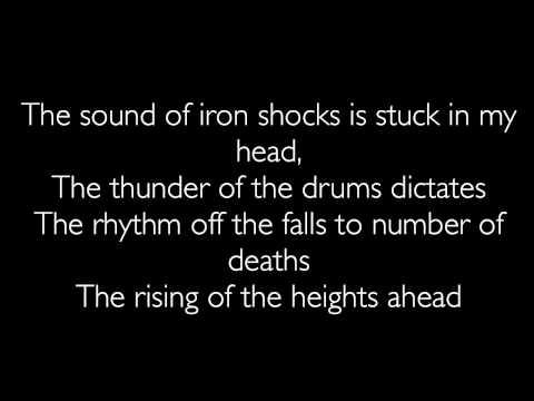 Iron - Woodkid w/ lyrics
