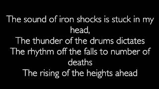Iron - Woodkid w/ lyrics