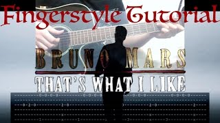 Fingerstyle Guitar Lesson - That...