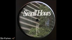 Youandewan & Huerta - Who R U? [Small Hours 001]
