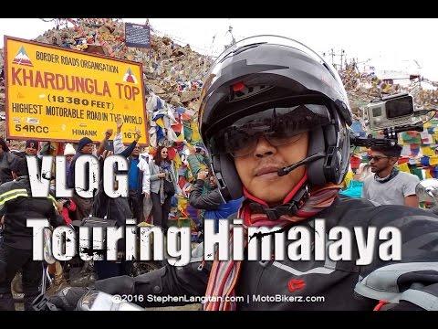 Touring Himalayan Odyssey 2016
