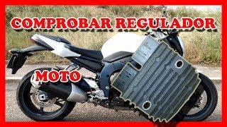 Comprobar Regulador Moto