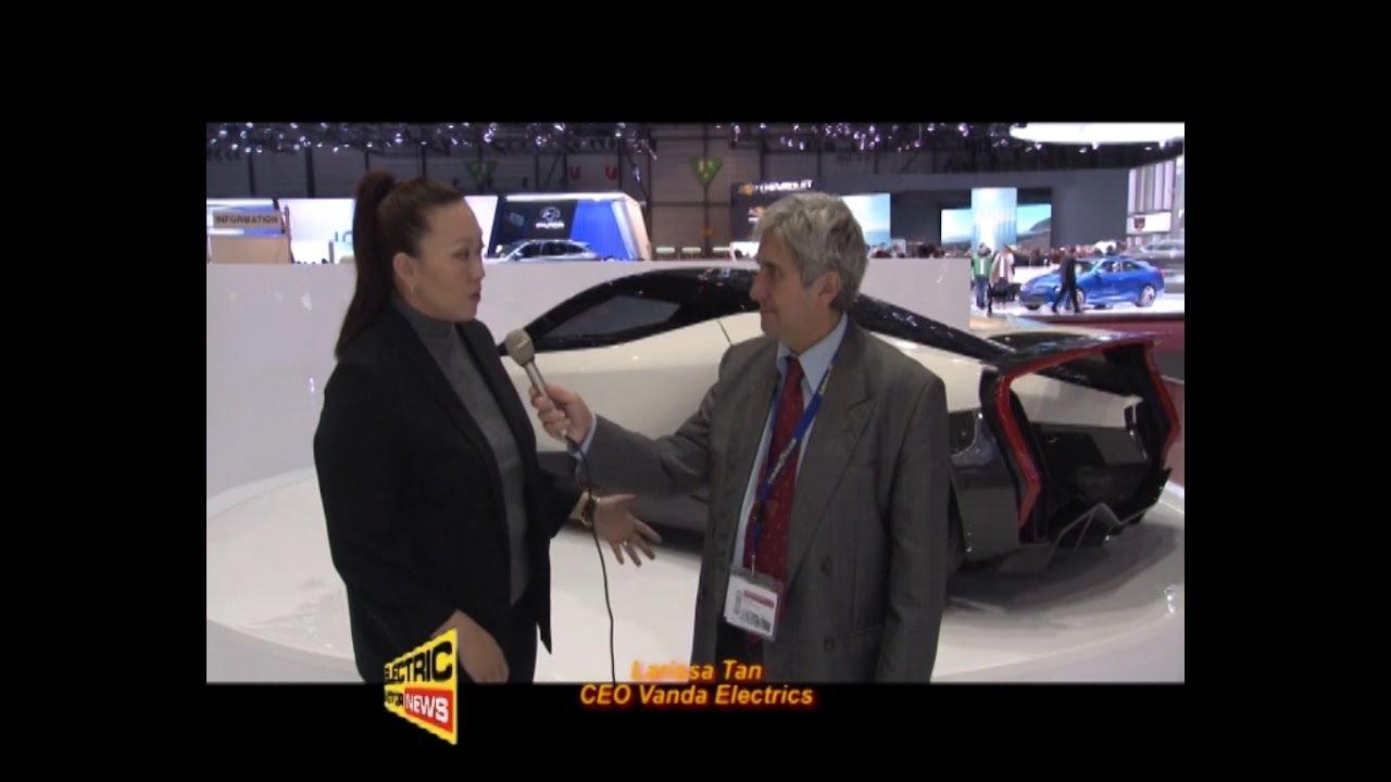 Intervista Larissa Tan di Vanda Electrics - Electric Motor News n° 8 2017