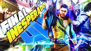 UN FINAL INESPERADO CON WILLYREX!!! | FORTNITE
