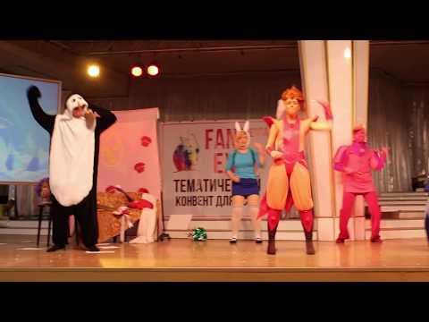Fan Expo Odessa 2017 | Cosplay Adventure Time | Tenshi-TV