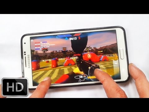 XField Paintball 2 Gameplay Android & iOS HD