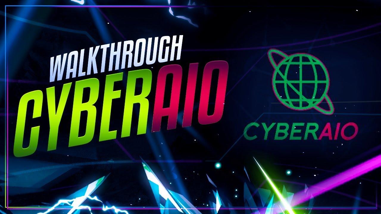 CyberAIO BOT REVIEW + INITIAL SETUP! (CyberSole)