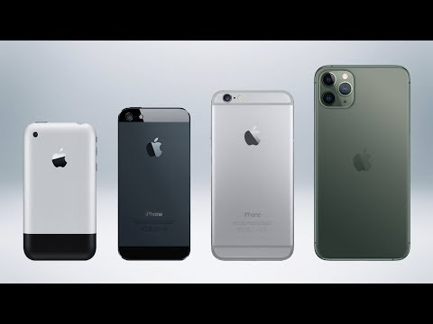 Why iPhones Are Getting Bigger