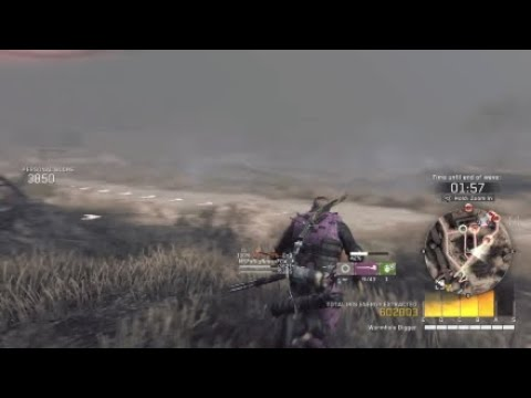 Metal Gear Survive: (3/21) Daily HARD Mission *S-Rank*