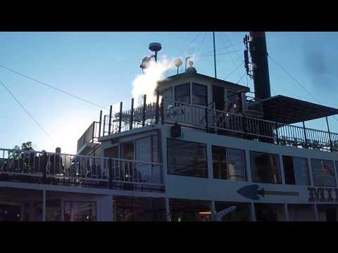 Steam Ship Organ/ calliope Lake George