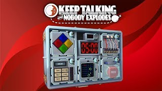 KEEP TALKING AND NOBODY EXPLODES: http://www.keeptalkinggame.com/ ☆...