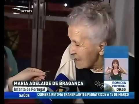 S.A.S. Dona Adelaide de Bragança, Infanta de Portugal