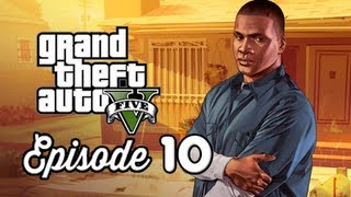 Grand Theft Auto 5 Walkthrough Part 10 - The Long Stretch ( GTAV Gameplay Commentary )