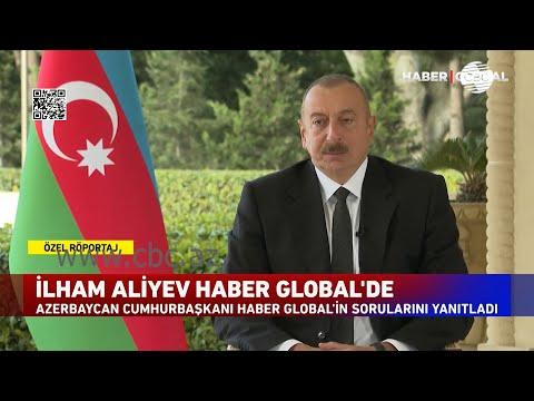 Ильхам Алиев: «Если армянские солдаты покинут наши земли, конфликту будет положен конец»