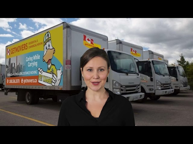 Professional Get Movers in Scarborough ON | 647-498-0959