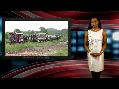 Liberia's Make-A-Rail Train