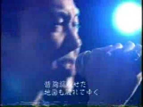 ARBの名曲After'45. 松田優作が初めて映画監督として撮影したアホーマンスの主題歌のAfter'45を石橋凌が魂で歌いあげる貴重な映像. 「After'45...